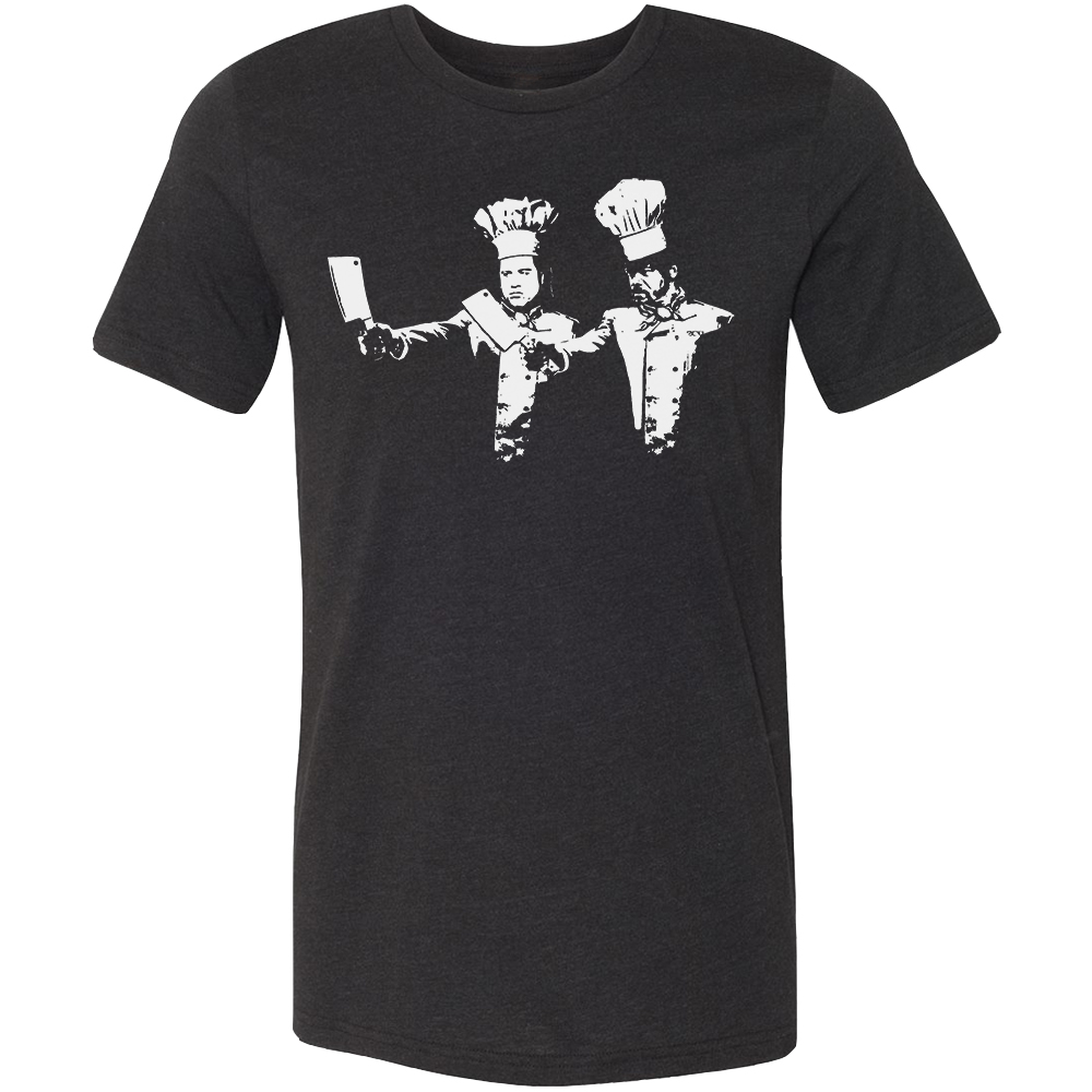 ea7a3444 Pulp Kitchen-Black Heather Mens T - Extreme Culinary Outfitters