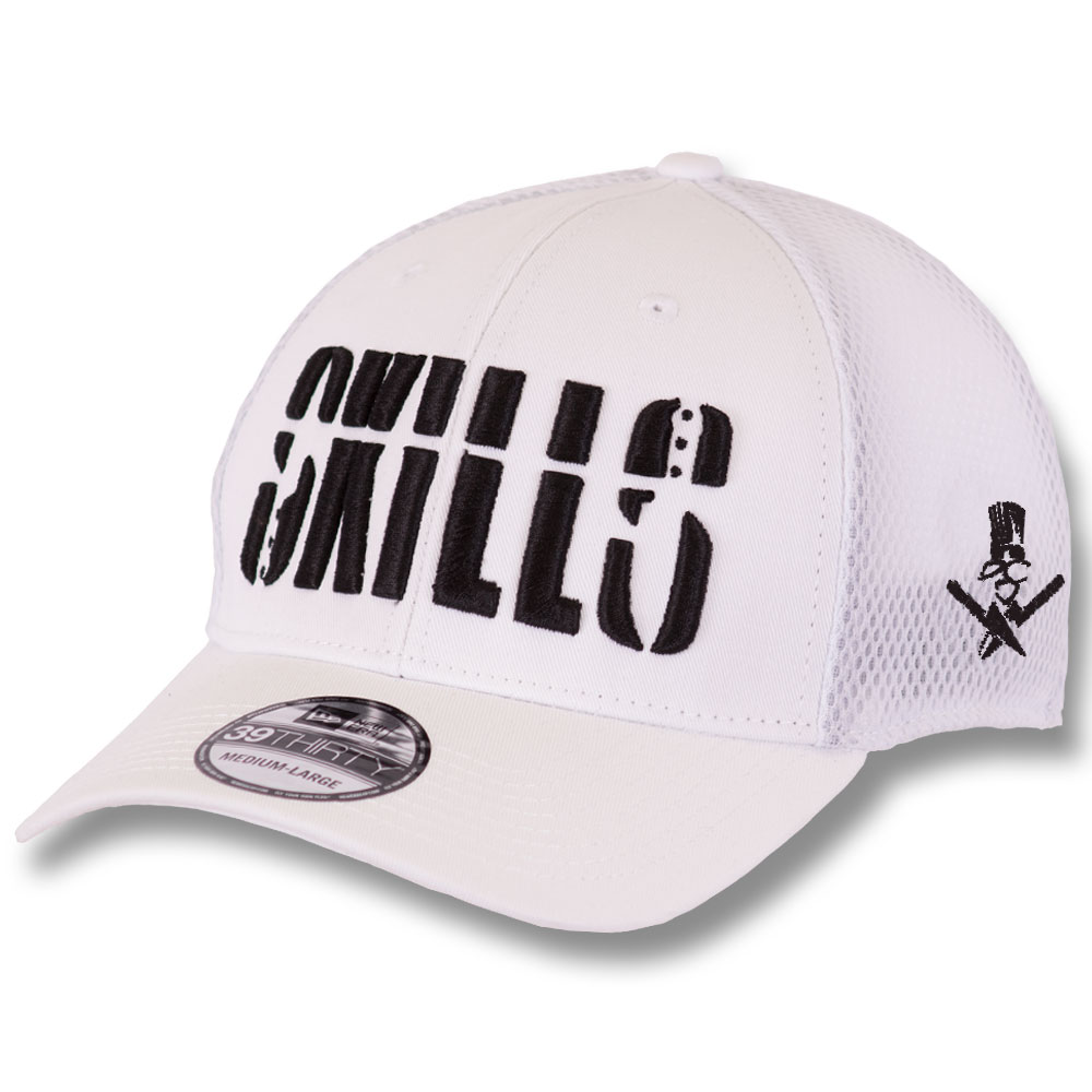 Knife Skills Stretch Fitted Hat
